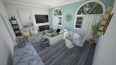 Living Room  - Living room - by Alicehxia