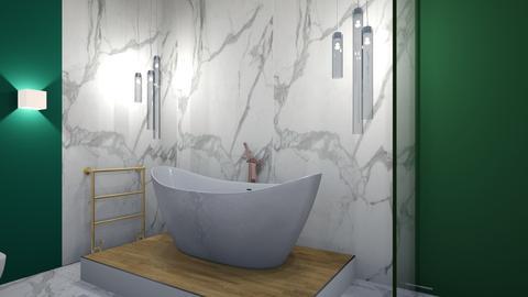 baie - Bathroom - by dianabruda