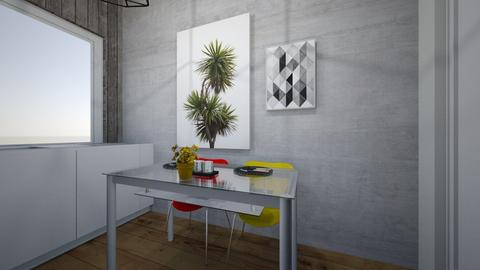 cale - Minimal - Office - by kinia21
