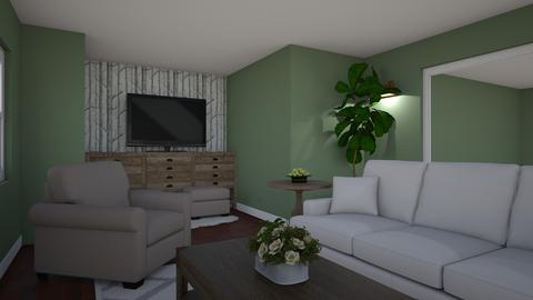 breezy living room - Living room - by 541bfc676dca4b59a882a42f3183e1fb