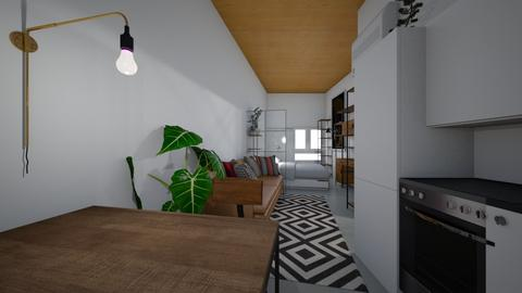casa salvo - by Cristina Stramaglia