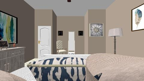 Master room 1  - Bedroom - by ashley0999