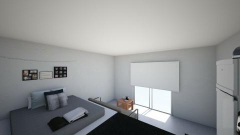 smal cozy 2 - Rustic - Bedroom - by iris_n1ko