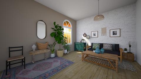 M - Living room - by belavgeny