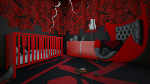 Rosemary's Baby - Eclectic - Kids room - by Theadora