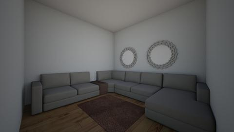 gobr - Living room - by mohamedaly