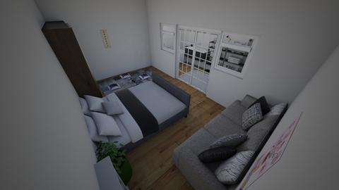 japanese room project - Modern - Bedroom - by jtaea1
