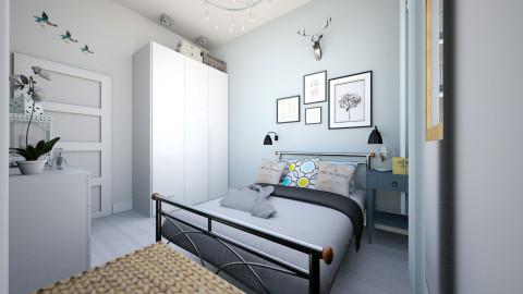 syp_water - Minimal - Bedroom - by anzua