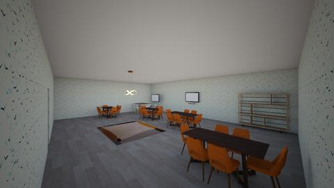 Lewis Calculus - Office - by Rsvo64