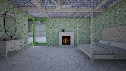 fairy tale room - by Spencer Reid