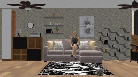 freetime room 23 - Modern - Living room - by linalinalina