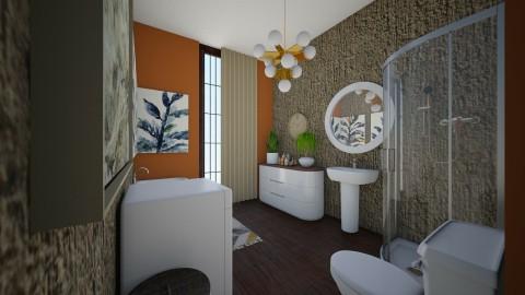 hhg - Eclectic - Bathroom - by Ritus13