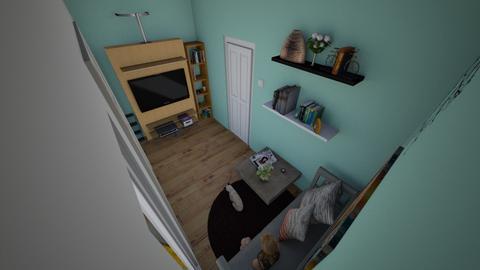 Living Room 3 - Living room - by Asura Kunvara