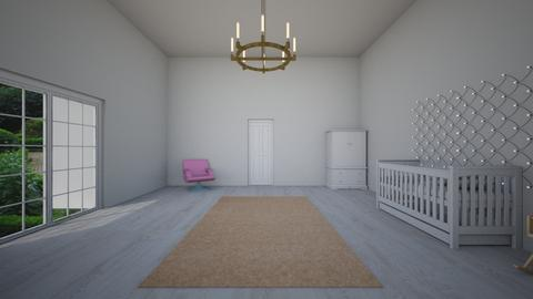 Nursery - by maiapowell