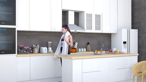 comfy - Kitchen - by evalackovic11