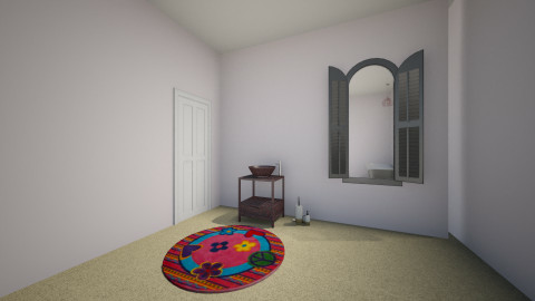 lillys dream room - Retro - Bedroom - by lillypeacebuggy16