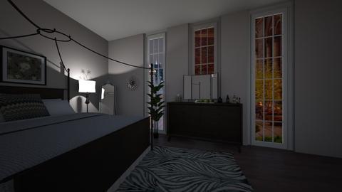 Modern Woman - Bedroom - by elle rose
