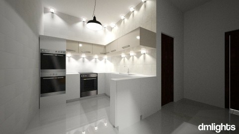 i0i - Kitchen - by DMLights-user-1229397