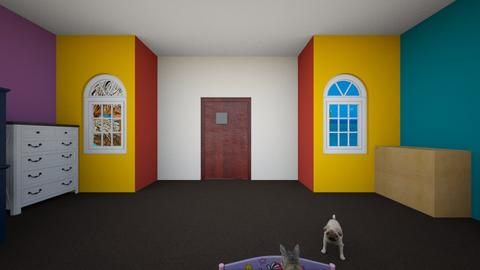 India Room - Kids room - by ava_caroline