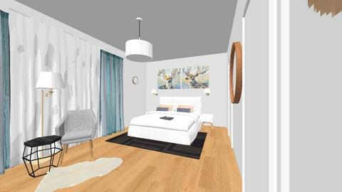 Ikea Bedroom 10000 RON - Bedroom - by DianaAndreea