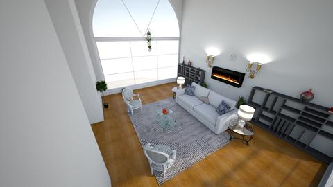 Functional accessible - Classic - Living room - by Lynn 1234