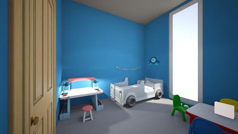 Arthur  - Kids room - by Laura Drouhard