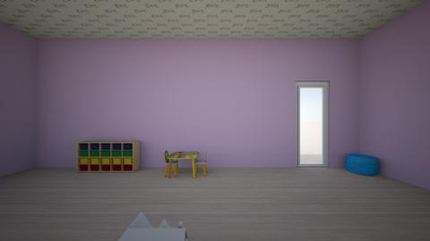 Girlys room  - Kids room - by bailey_marie