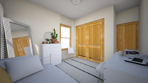 Room - Bedroom - by Geneva Hebron_203