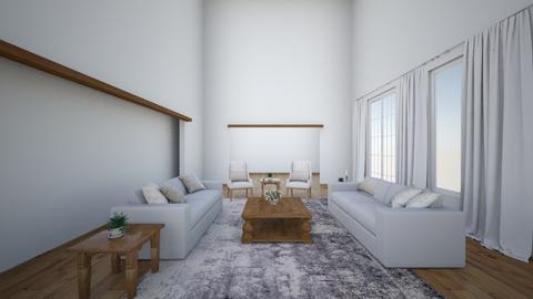 Mom Living - Living room - by cstcyr