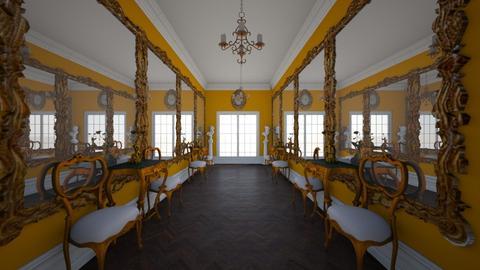 Georgian Morning Room - Classic - Living room - by elvisnicolls