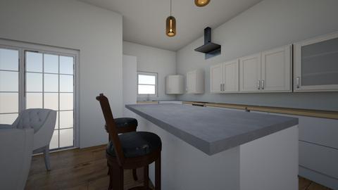 Kitchen - Kitchen - by Mullend2