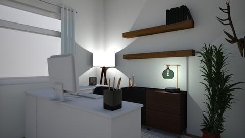 jaydne office - by heatherkr
