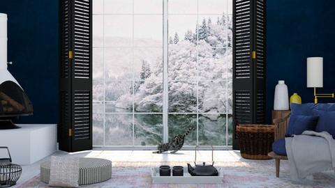 silver lake - Living room - by Ripley86