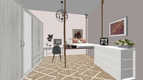Marisa - Bedroom - by annatyler08