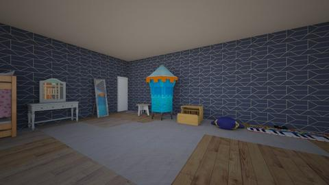 dream real room - Bedroom - by 4804121239
