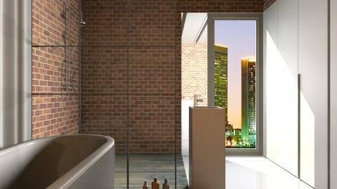 Mobro Bath - Modern - Bathroom - by 3rdfloor