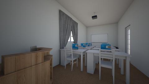 2nd grade classroom - Modern - by cnugget