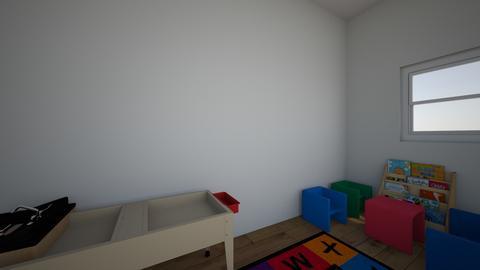 Preschool classroom - by MHFFJZUXWZBUARNBFGJCAAJBXYRXGAW