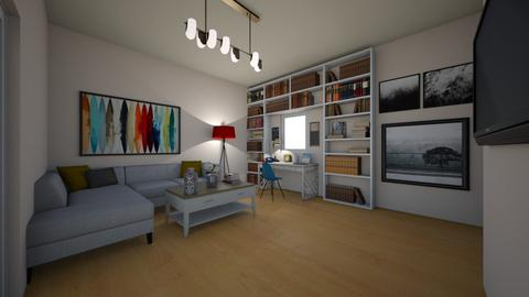 My living room - Living room - by maria m