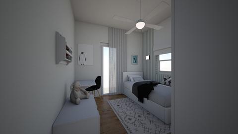 Inbar 5 - Kids room - by erlichroni