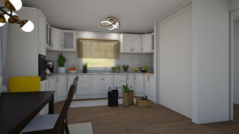 VH_Open Space_Kitchen2 - Kitchen - by JarkaK
