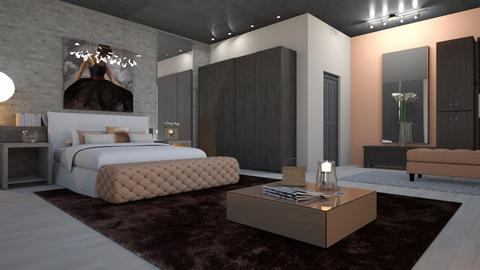 IP Diego - Bedroom - by RonRon