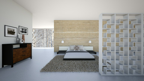 FN - Bedroom - by akime