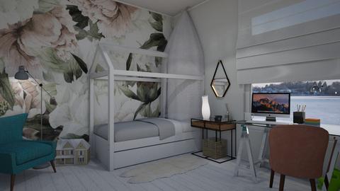 Teenage girl room - Modern - by Annathea