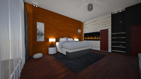 Diana1 - Bedroom - by DianaAndreea
