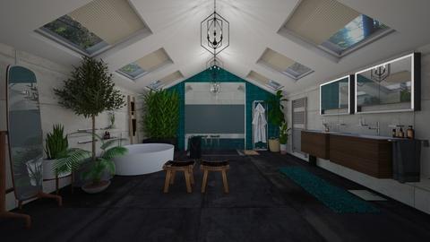 light - Bathroom - by TRMVM
