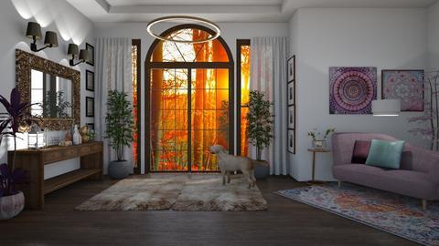 ffgf - Living room - by likuna485