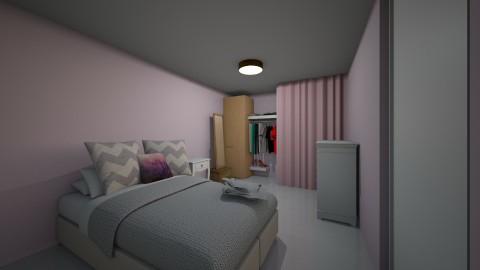 mi dormitorio - Vintage - Bedroom - by argepink