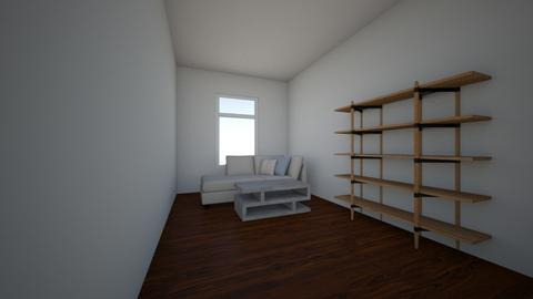 Wohnzimmer Neu - Living room - by brand66