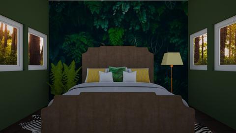 jungle room - by ckjewell